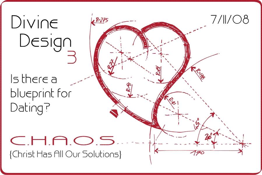 dating blueprint